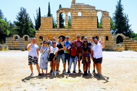 Full-Day Tour to Baalbek, Anjar and...