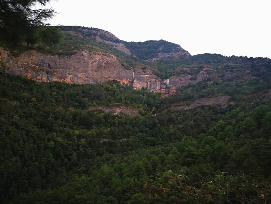 Mirador Santa Cruz De Serós