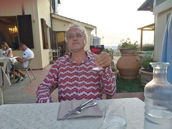 Santa Luce, Italia: Sangiovese NON bio