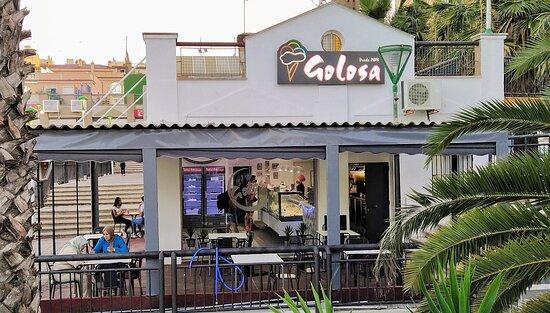 imagen Heladeria La Golosa en Ceuta