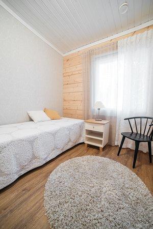 Alapitka, Finnland: Koukku-mökki makuuhuone 3