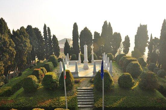 Sacrario-Ossario della Battaglia di Castelfidardo del 18/09/1860