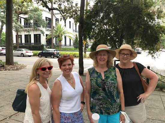 Savannah Sidewalk Tours