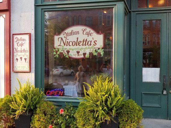 A little bit of Little Italy in Cooperstown