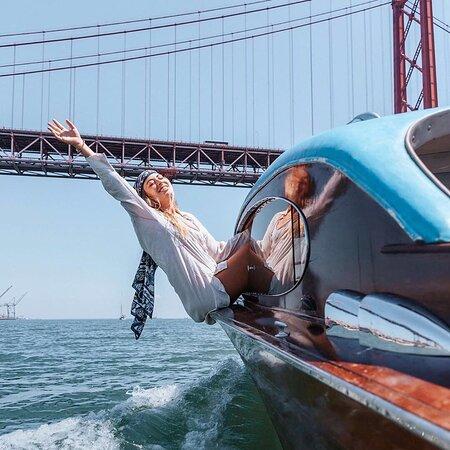Idle Vice - Lisbon's most Fabulous Boat Tour - By The Santiago