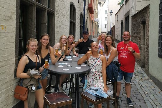 Old Town Public Brewhouse Tour