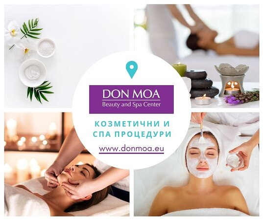 Don Moa Beauty And Spa Center