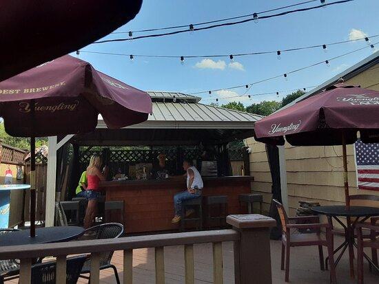 Asbury, นิวเจอร์ซีย์: Pattenburg House & Restaurant
