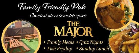 Best pub in Rammy - The Major, Ramsbottom Traveller Reviews - Tripadvisor