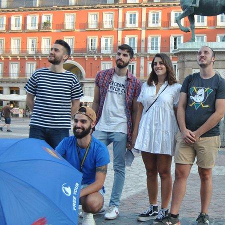 Free Tour Madrid