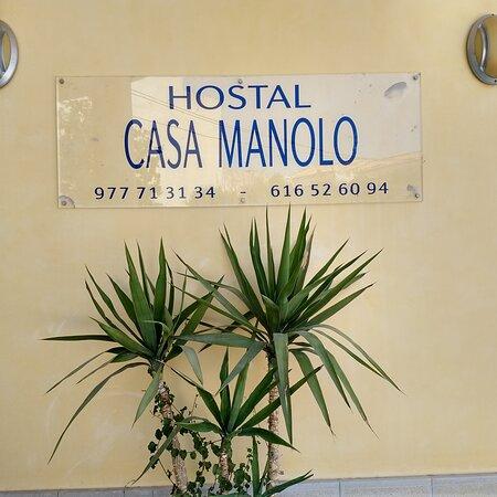 La Senia, Spain: A very comfortable hostal in La Sènia, a town in the South of Catalonia.
