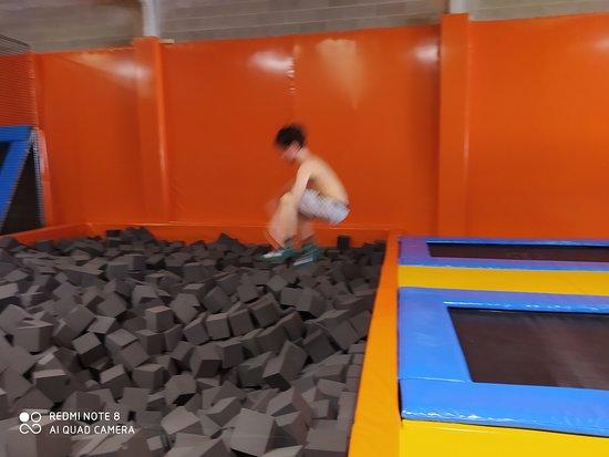 Trampoline Park Vinaros Feliz Jump