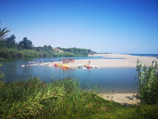 RiverSide Paddle Canet