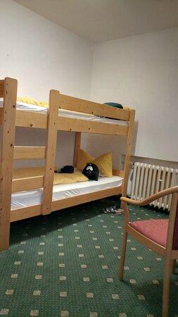 Oberau, Đức: Nicht gebuchtes Stockbett!