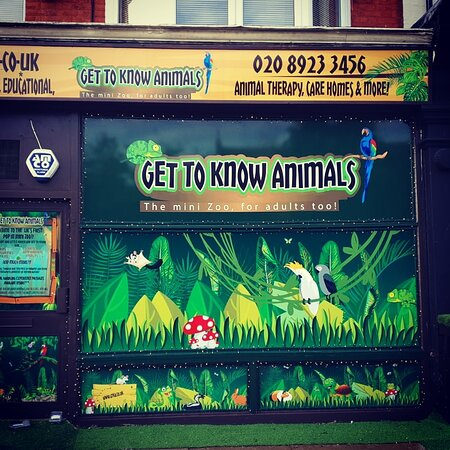 Get To Know Animals Ltd