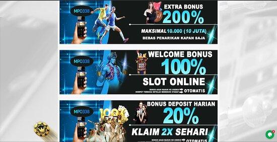 Situs Bandar Judi Mpo Slot Online Terpercaya Bonus Jackpot Terbesar Mpo338 Menyediakan Promosi Bonus Terbesar Dan Terbanyak Serta Terlengkap Di Indonesia Fotografia De Indonesia Asia Tripadvisor