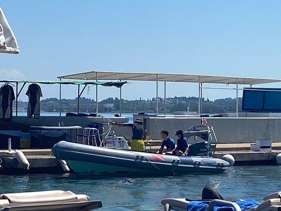 Scubanauts Corfu Diving Center