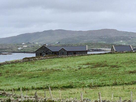 Claddaghduff, Irland: House on Omey