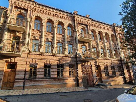 Brazhnikova Revenue house