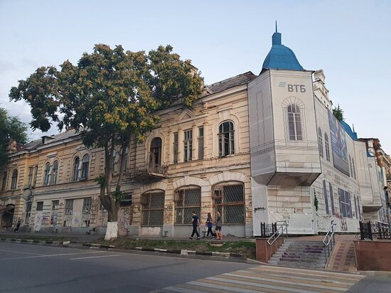 Kushnareva Revenue House