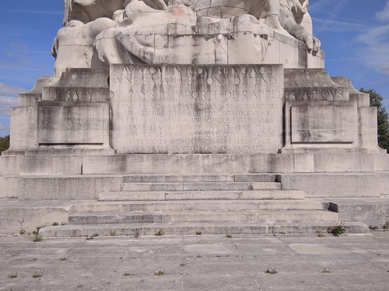 The American Monument