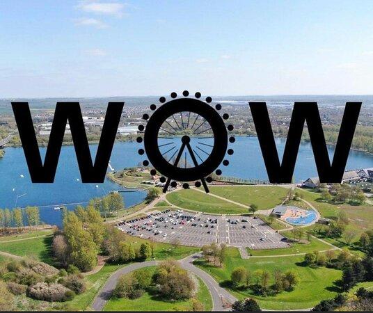 Wow Mk Willen Observation Wheel