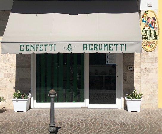 Confetti & Agrumetti