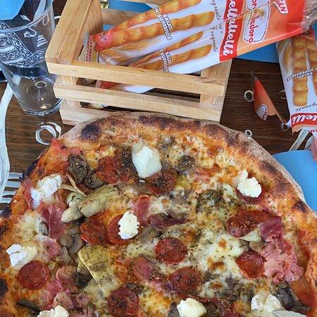 Noch immer die beste Pizza!
