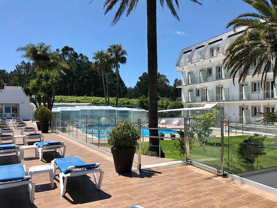 Hotel Nuevo Vichona, hoteles en Sanxenxo