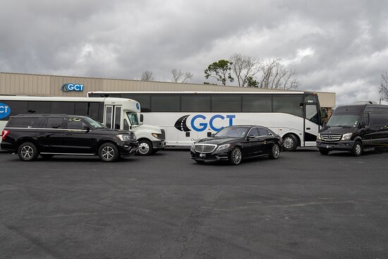 ‪GCT Chauffeur Services & Private Group Transportation‬