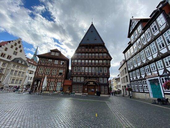 Hildesheimer Fachwerkhäuser
