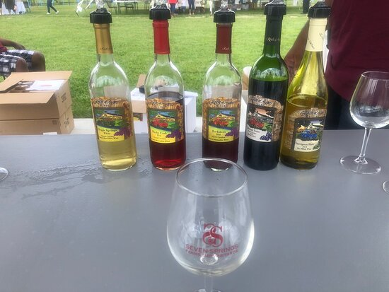 Seven Springs Farm & Vineyard