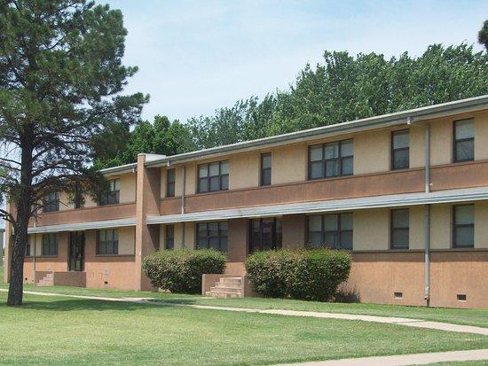 Fort Sill, Oklahoma: Exterior