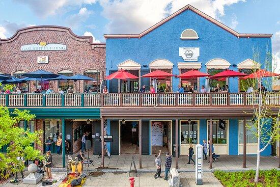 Folsom Historic District