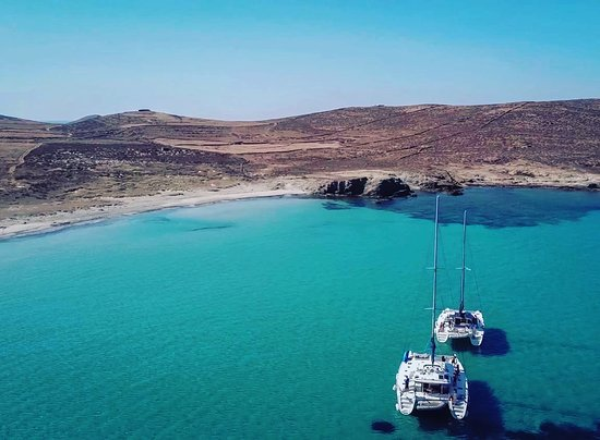 Dolphin Navigation Mykonos Luxury Cruises