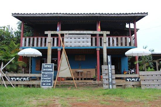 Jhaicoffee, Paksong, Laos