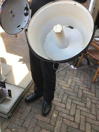 Zalk, Hà Lan: De pan waarin de Boffer wordt gemaakt