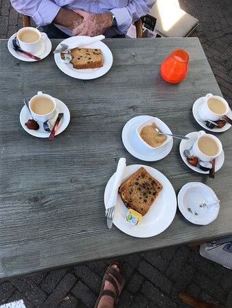 Zalk, Hà Lan: Het lijkt op krentenbrood, maar smaakt veel beter, complimenten