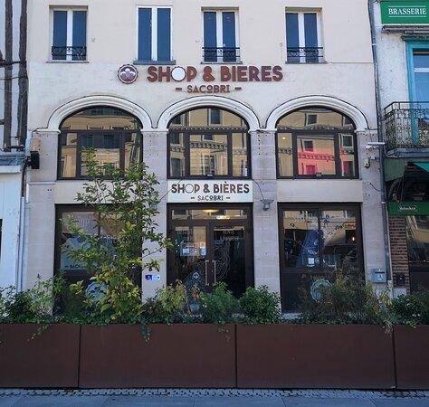 Shop & Bières Sacobri