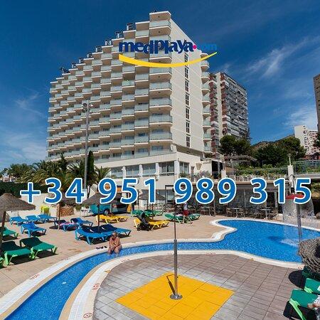 MedPlaya Hotel Regente, hoteles en Benidorm