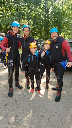 Canyoning Family Discovery - from 5 years old Picture