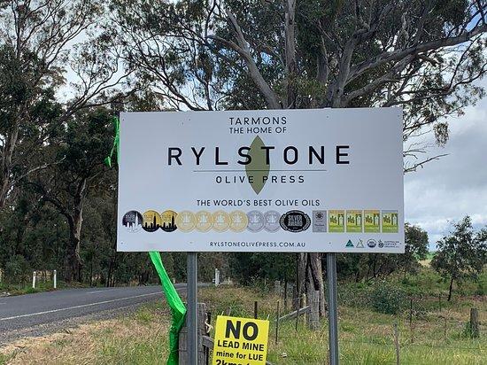 Rylestone Olive Press