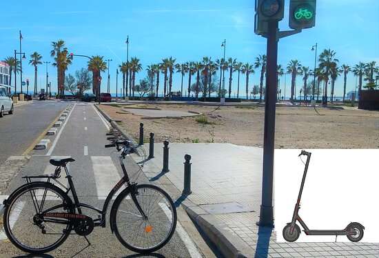 Beach Bikes Valencia - OPEN BY REQUEST