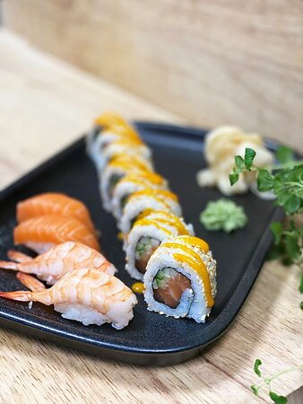 Stord, Norge: Sushi