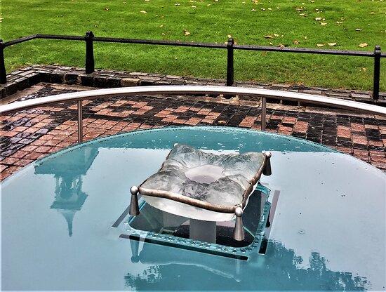 Anne Boleyn's Execution Site