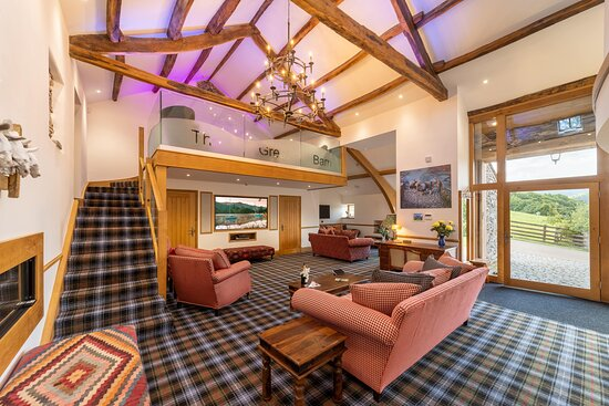 Howtown, UK: The Lake Room in The Great Barn