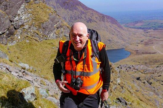 Pat Falvey Kerry treks and tours
