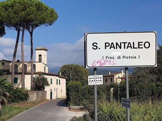 Parrocchia di San Pantaleo all'Ombrone