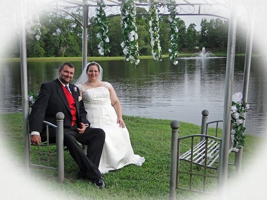 Monticello, GA: Wedding Couple