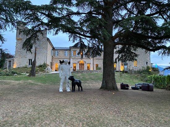 Chateau de Bourdeau